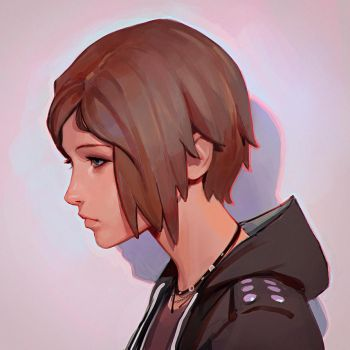 Life is Strange: Before the Storm's Chloe by Kuvshinov-Ilya