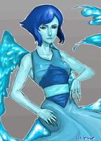 Lapis Lazuli by oblesse