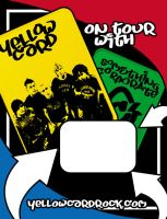 Yellowcard Poster Contest by shane613