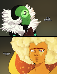 Hessonite meets Centi by UnicaGem