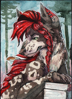 [ACEO] Eeleweth by Nepook