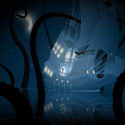 Kraken Come by nyctopterus