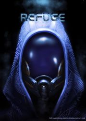 Mass Effect 3 : Tali by Arkis