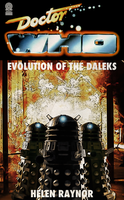 New Series Target Covers: Evolution of the Daleks by ChristaMactire