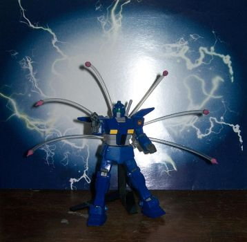 RGM-79NT GM Newtype use by Combatkaiser