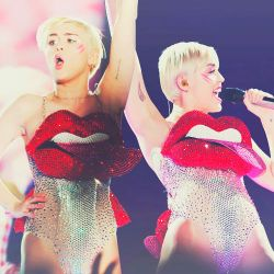 Miley feat. Miley 2.0 by Galaxy-Love