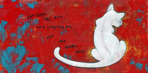 Judging the White Cat by ursulav
