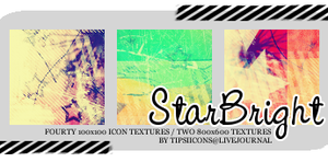 StarBright Textures by Tarla
