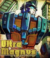 Ultra Magnus 2 by kogiso