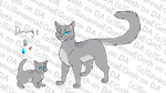 Dovewing Design Reference by SavannaEGoth