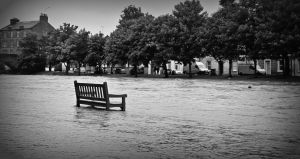 River burst its banks by BusterBrownBB