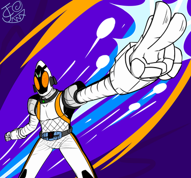 Fourze My Boy by Carbonated-James