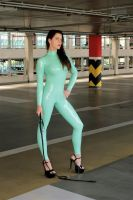 Andrea Catsuit 07900logo by malkiss