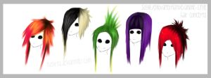 . hairstyle concepts . by TheArta