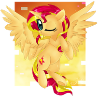 Sunset Shimmer by sugguk