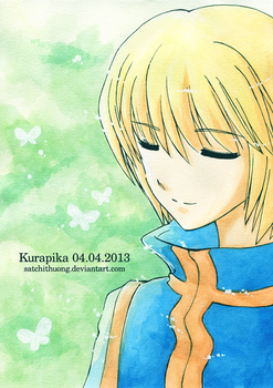 Happy Birthday Kurapika 2013 by satchithuong