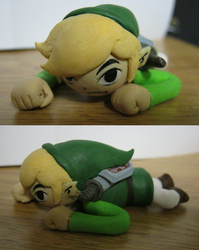 Toon Link by cynicface