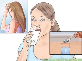How to Abort a Teenager by WikihowRejects