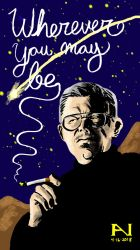 Art Bell by IanJMiller