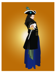 Aubry Pirate Finished? by emucoupons