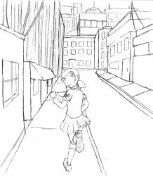 Perspective Study by veritane