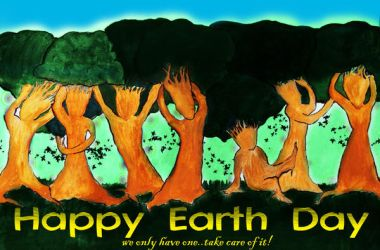 Happy Earth Day by imagineccentricity