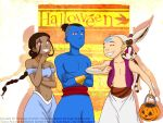 Avatar: Trick or Treat by selinmarsou