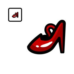 Vectorized Isaac Week #65: Mom's Heels by giftedscholar