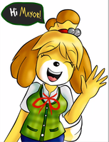 Isabelle by GreenApple715