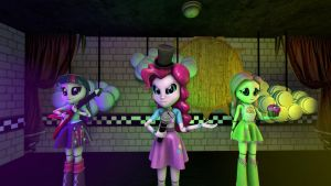 Five nights at pinkies - EG version by MinerJacker