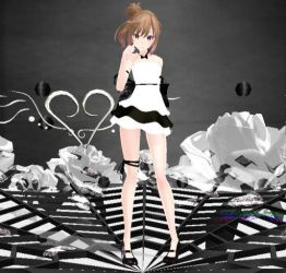 [150+ Watchers Gift] Sato Sasara Fancy - Download by SapphireRose-chan