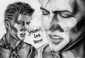 Screamin' Lord Byron by Kalasinar