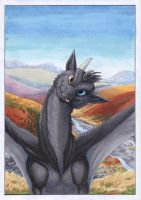 C: Smile for the camera! by Calluna-Draconis