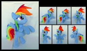 Rearing Rainbow by fireflytwinkletoes