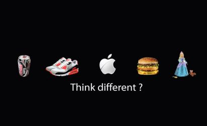 think different ? by jmbblock