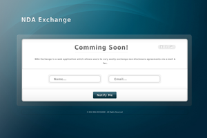Nda Exchange Coming Soon by cm96