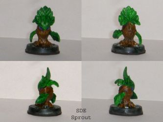 Super Dungeon Explore Sprout by Salaura