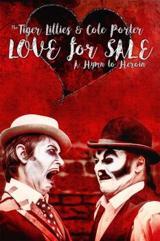 The Tiger Lillies Love for Sale Poster by bandini