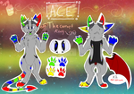 Ace Reference sheet by Marble-Sodaa