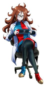Android 21 by DayDay1234