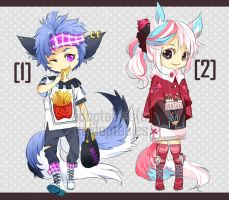 Adopt AUCTION Set #3 [CLOSED] by kaidoptables