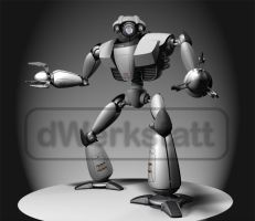 CoverBot by dWerkstatt