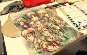 Snk by chriztaychuang