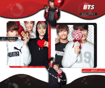 PACK PNG 730 // BTS by DUA-PNGS