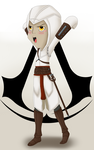 Chibi Altair by TheMurmaider