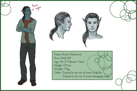Rylos Character Sheet by Sea-Sapphire