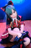 The Conscience of AKB by maocosplay