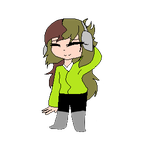 OH WOW NOW YOU PIXELATE ME AND MAKE A PAGEDOLL by mazeyness