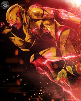 Reverse Flash Edit by Bryanzap