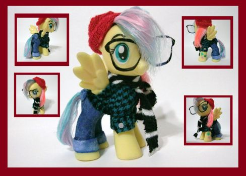 Hipstershy by hammer42